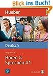 H�ren & Sprechen A1: Buch mit Aud...