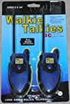 Teleboy Long Range Walkie Talkies  Blue