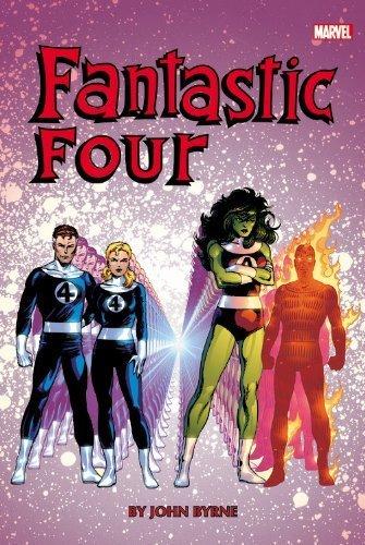 [ FANTASTIC FOUR OMNIBUS, VOLUME 2 ] Fantastic Four Omnibus, Volume 2 By Byrne, John ( Author ) Dec-2013 [ Hardcover ]