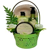 Eucalyptus Dreams Spa Bath and Body Gift Basket Set