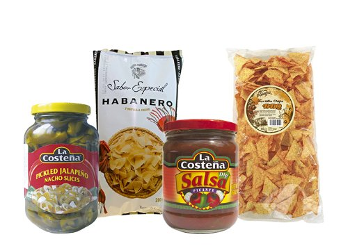 Sierra Madre Hot Snack Paket, 1er Pack