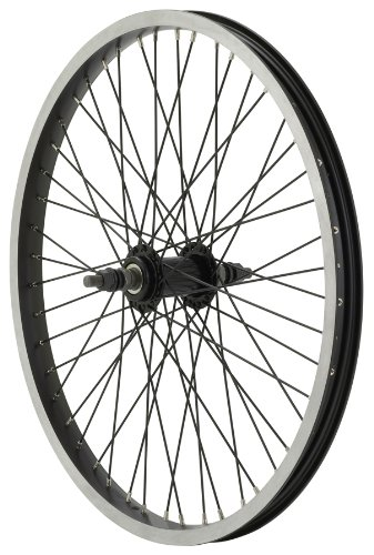 Diamondback 48H Alec C 303 Rim BMX 20 Inch x 1.75 Inch Black/Black Wheel (Front) (Bmx 20 Inch Rims compare prices)