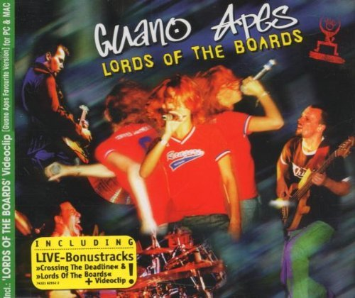 lords of the boards/2nd editio maxi cd extra/enhanced metal by guano apes (1998-09-28)