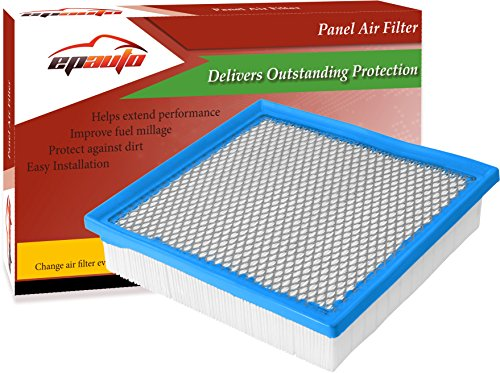 EPAuto GP075 (CA10755) Toyota / Lexus Panel Engine Air Filter for Avalon(2013-2016), Camry(2012-2016), Highlander(2014-2016), Sienna(2011-2016), ES350(2013-2016), with Cabin Air Filter CP285 (CF10285)