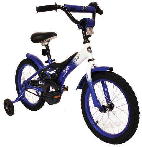 Kettler Boy's Verso Falcon Bicycle, 16-Inch