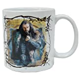 Westland Giftware 4-Inch Ceramic Mug, 16-Ounce, The Hobbit Thorin Oakenshield
