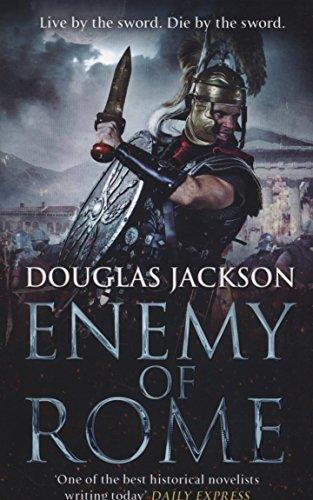 Enemy of Rome (Gaius Valerius Verrens, #5)