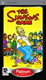 The Simpsons Game - Platinum Edition (PSP)