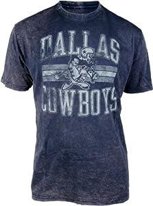 Dallas Cowboys Mens Sabercat T-Shirt by Dallas Cowboys