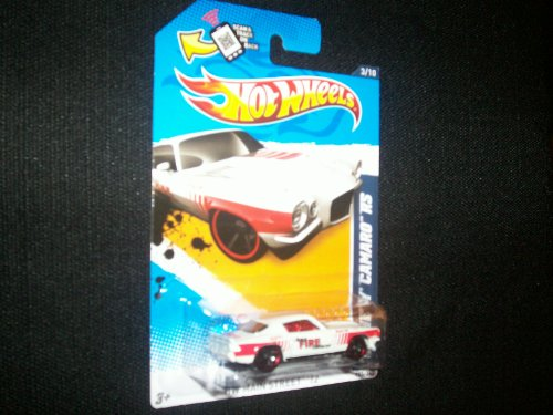Hot Wheels HW Main Street '12 '70 Chevy Camaro RS 3/10 - 1