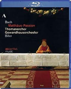 J.S. Bach: St. Matthew Passion - St. Thomas Boys Choir Leipzig [Blu-ray]