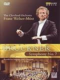 Bruckner: Symphony No.7 (Live Recording From The Severance Hall; Cleveland; 2008) [DVD] [NTSC] [2009]
