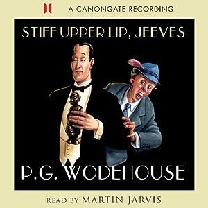 Stiff Upper Lip, Jeeves Audiobook