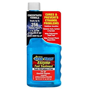 Star Tron Gas Additive Size: 16 oz