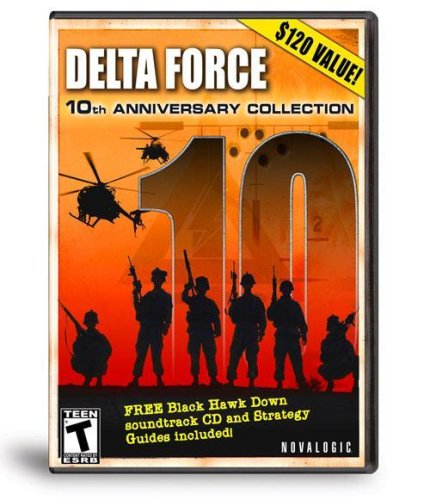 Delta Force 10th Anniversary Collection - PC