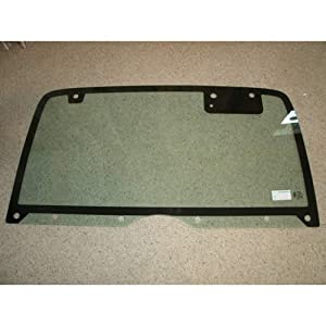 Amazon.com: PPR Industries 30990190-95 Rear Glass Window Without Defrost For 1987-95 Jeep ...