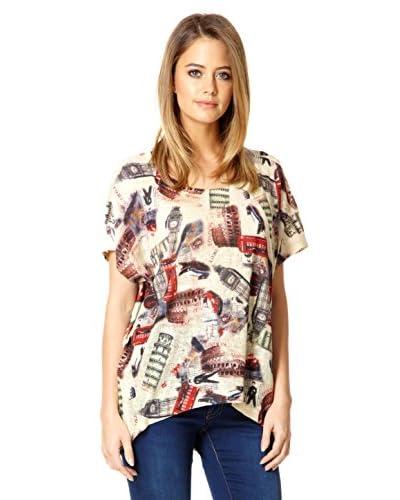 Miss Jolie Camiseta Manga Corta