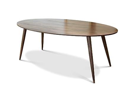 Table scandinave de repas Bikhatz