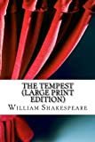 Image of The Tempest (Large Print Edition)