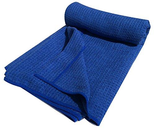 Non Slip Yoga Mat Towel With Hand