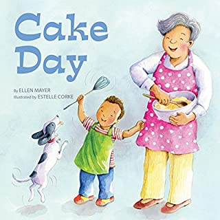 Book Cover: Cake Day