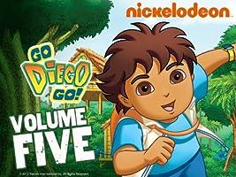 Go, Diego, Go! - Season 5