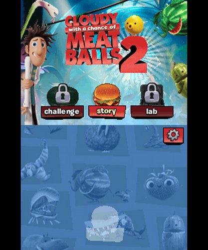 Cloudy with a Chance of Meatballs 2  screenshot