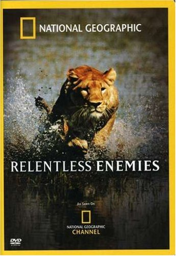 National Geographic Relentless Enemies BluRay