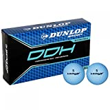 Dunlop Unisex DDH Ti 15 Pack Golf Balls Blue One Size