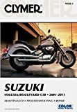 img - for Suzuki Volusia/Boulevard C50 2001-2011 (Clymer Manuals: Motorcycle Repair) book / textbook / text book