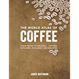 A beautiful world guide to the brown bean.     Taking the reader on a global tour of coffee-growing countries, The World Atlas of Coffee presents the bean in full-color photographs and concise, informative text. It shows the origins of coffee -- wh...