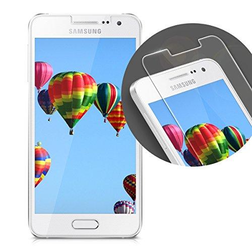 kalibri-Echtglas-Displayschutzfolie-fr-Samsung-Galaxy-A3-2015-02-mm-Glas-mit-9H-Hrtegrad-Schutzfolie-Panzerglas-Schutzglas-Glasfolie-in-kristallklar