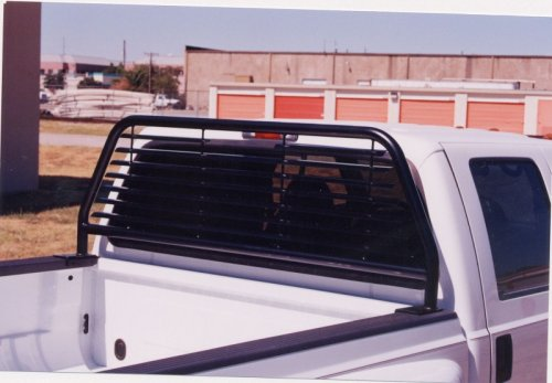 Headache Rack Go Industries 52635b Black Headache Rack