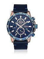 Sergio Tacchini Reloj de cuarzo Man Azul Marino 55 mm