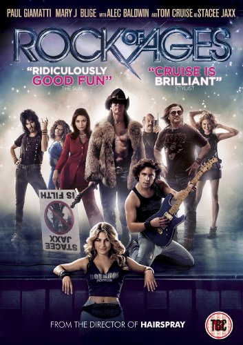 Rock of Ages (DVD + UV Copy)