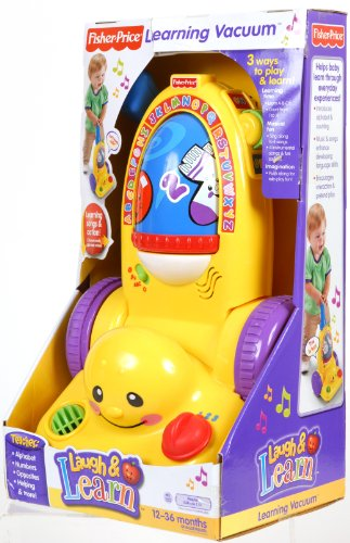 Fisher-Price Laugh & Learn Learning Vacuum