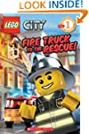 Fire Truck to the Rescue! (LEGO City,...