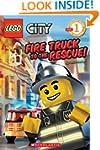Lego Reader: City Adventures: Fire Tr...