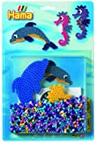 Hama Dolphin Mixed Beads Game Set