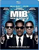Men In Black 3 Two Disc Combo Blu-ray Dvd Ultraviolet Digital Copy by Sony