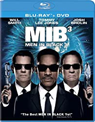 Men in Black 3 (Two Disc Combo: Blu-ray / DVD + UltraViolet Digital Copy)