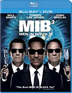Men in Black 3 (Two Disc Combo: Blu-ray / DVD + UltraViolet Digital Copy)
