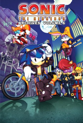 Sonic The Hedgehog Archives Volume 6: v. 6