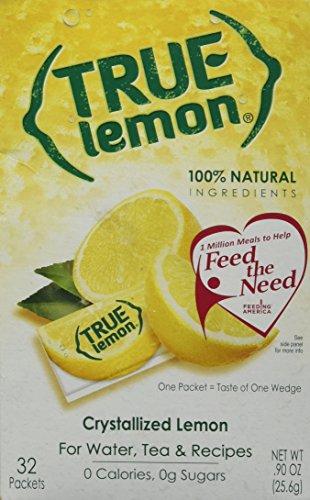 True Citrus True Lemon Gluten Free -- 32 Packets (Freeze Dried Lemon compare prices)