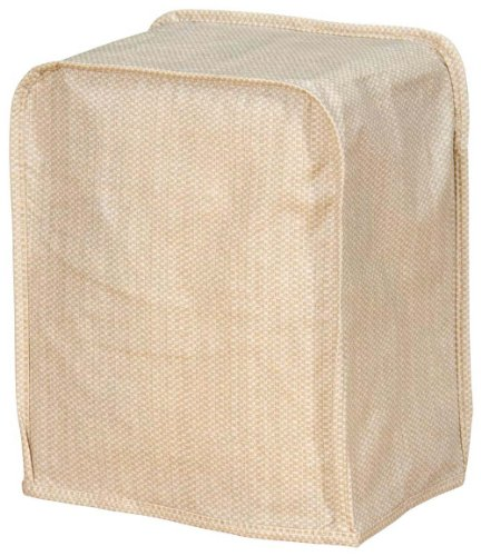Miles Kimball Classic Weave Vinyl Appliance Cover Can Opener front-561310