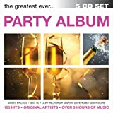 The Greatest Ever Party Album Various Artists