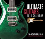 Ultimate Guitars 2014: 16 Month Calendar - September 2013 through December 2014