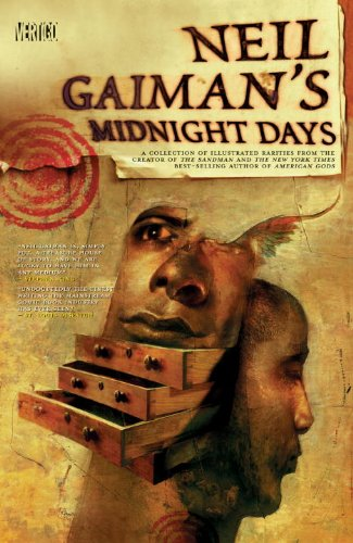 Neil Gaiman's Midnight Days Deluxe Edition