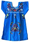 Mexican Puebla Dress Youth Girls. Tur…