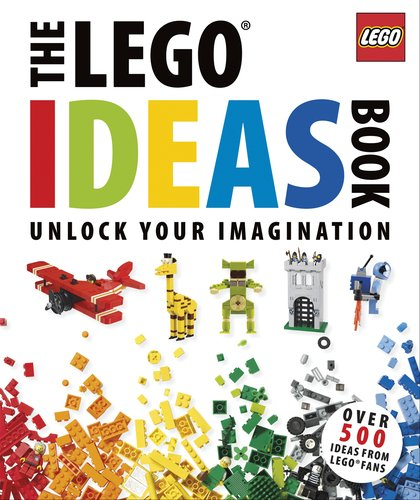 The LEGO Ideas Book Amazon.com